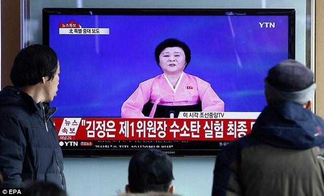 """6 """"vũ khí"""" giúp Mỹ chặn Triều Tiên sau vụ """"bom nhiệt hạch"""" - 1"""