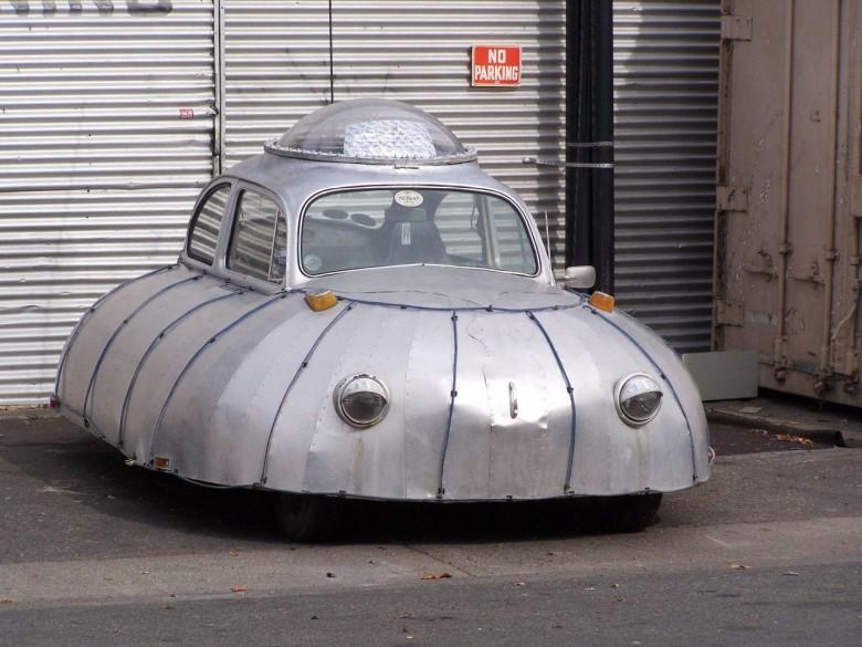 """Những chiếc xe có hình dáng """"độc, dị"""" nhất quả đất (P2) - 1"""