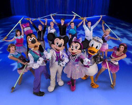 Con số ấn tượng của sân khấu Disney trên băng đầu tiên tại Việt Nam - 1