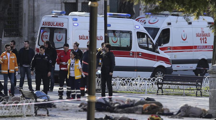 Nổ lớn rung chuyển Thổ Nhĩ Kỳ, 25 người thương vong - 1