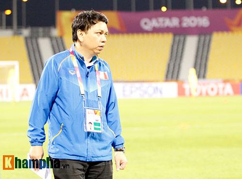 U23 Việt Nam: Công Phượng bất ngờ phải nghỉ tập - 1