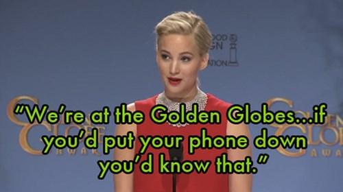 Jennifer Lawrence bị chỉ trích vì 'bắt bẻ' phóng viên - 1
