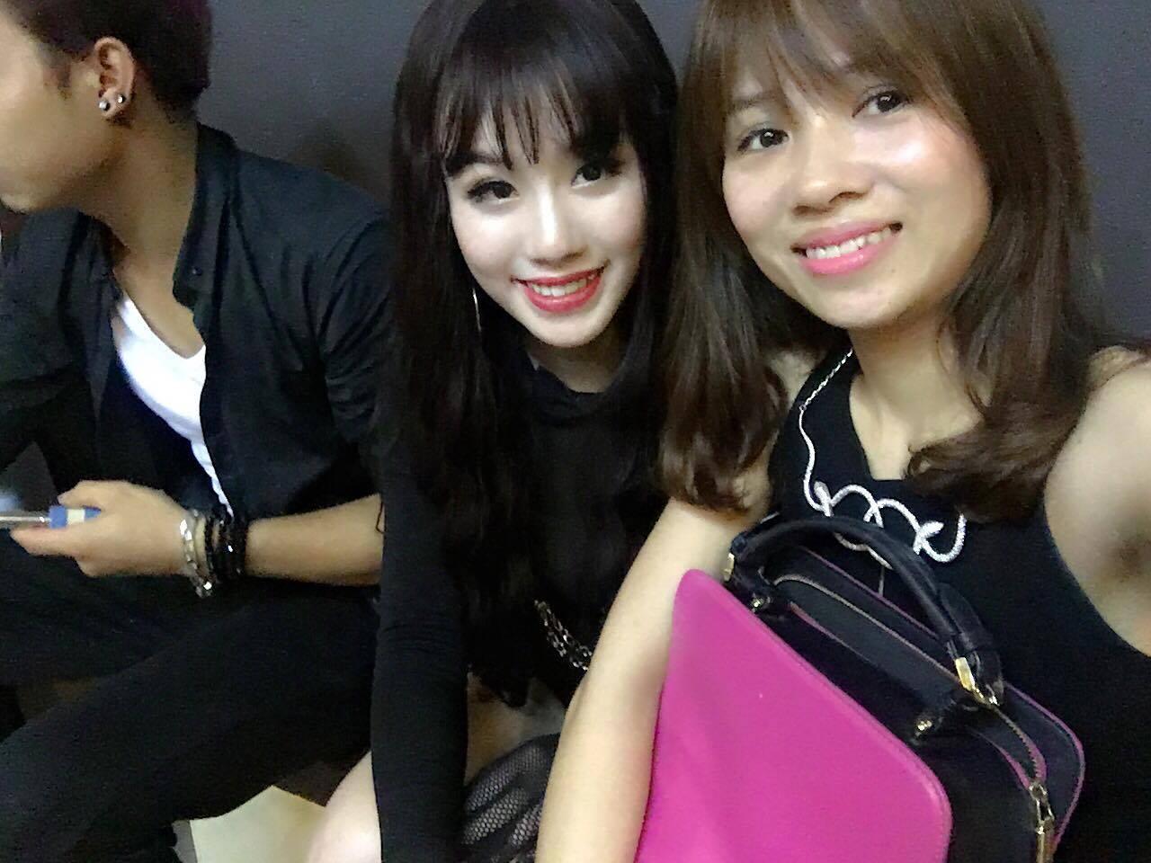 Hot girl Linh Miu bị hành hung khi đi lễ ở Thanh Hóa - 1