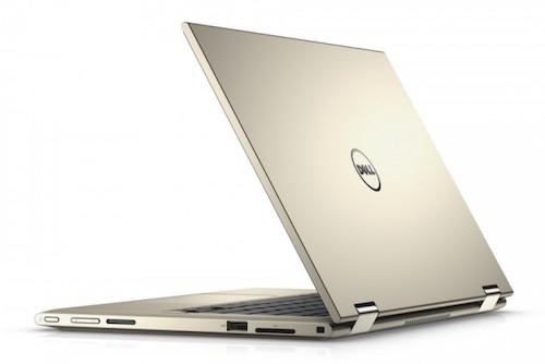 Dell Inspiron 3158: Laptop xoay 360 độ với chip Intel Skylake - 1