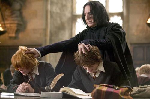Những điều ấn tượng nhất về 'thầy Snape' trong 'Harry Potter' - 1