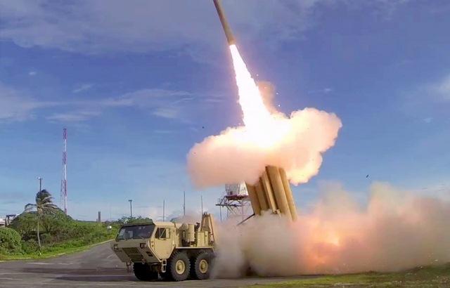 Lo sợ Nga, Mỹ thử đánh chặn tên lửa đạn đạo - 1