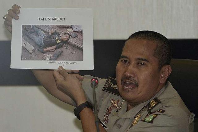 Indonesia dự thảo luật chống khủng bố - 1