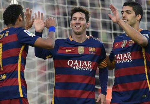 """Tin HOT tối 20/1: Messi nguyện """"chung tình"""" với Barca - 1"""