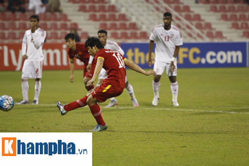 video u23 viet nam vs u23 uae - 1