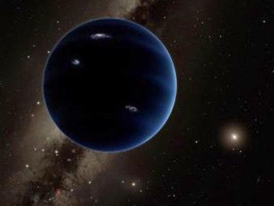 """Phát hiện dấu vết hành tinh """"khủng"""" trong hệ mặt trời - 1"""