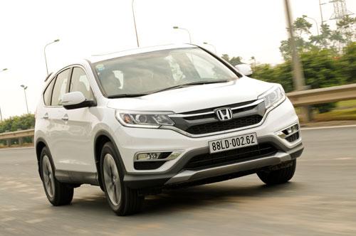 2015: Năm phát đạt của Honda Ô tô Việt Nam - 1
