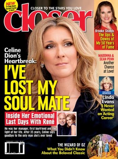 Kỉ niệm cuối trước ngày ông xã vĩnh biệt Celine Dion - 1