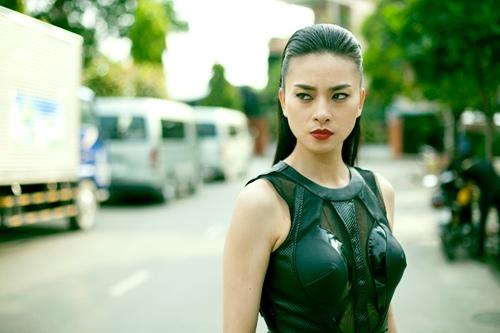 Ngô Thanh Vân hóa sát thủ trong phim Tết - 1