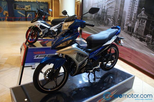 Chi nhánh Yamaha tại Malaysia vừa ra mắt thị trường nước này mẫu Yamaha 135LC 2016. Đây chính là phiên bản mà thị trường Việt Nam thường gọi là Exciter 135.