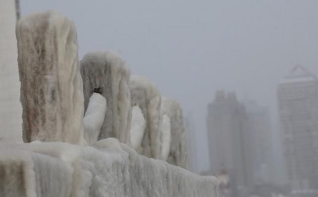 Rét kỉ lục 30 năm, 90% Trung Quốc chìm sâu dưới 0 độ - 1