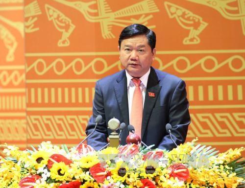 """8 phút """"đường dài - nói ngắn"""" của Bộ trưởng Thăng tại Đại hội Đảng XII - 1"""