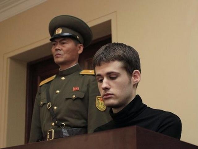 """Triều Tiên bắt giữ một người """"thực hiện mưu đồ Mỹ"""" - 1"""
