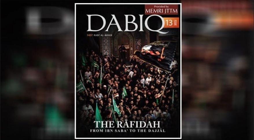 IS kêu gọi chiến tranh tiêu diệt... người Hồi giáo - 1
