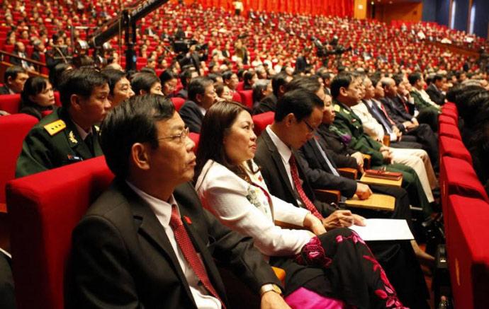 BCH Trung ương Đảng khóa XII: Dự kiến tái cử 55-60% - 1