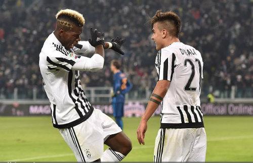 video Juventus vs AS Roma - 1