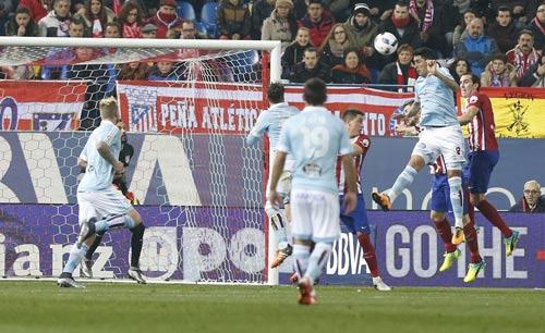 Atletico - Celta Vigo: Lấy độc trị độc - 1