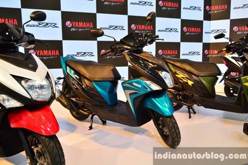 Yamaha tung Cygnus Ray-ZR cạnh tranh với Honda Lead - 1