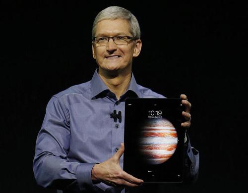 Doanh thu iPad sẽ hồi phục trong năm nay - 1