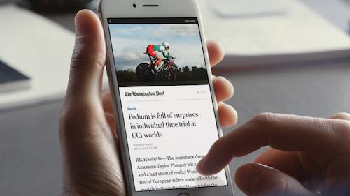 Tính năng đọc báo trên Facebook mở rộng cho mọi trang báo - 1