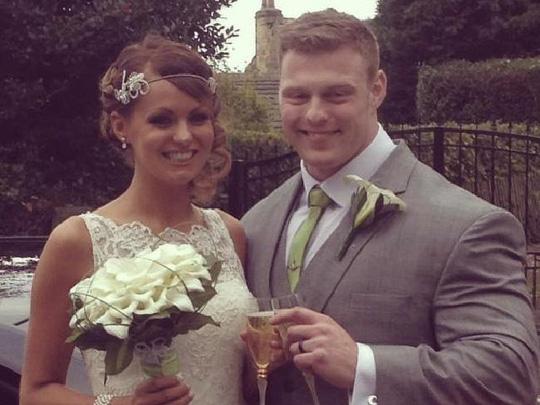 Cô dâu mới cưới tử vong vì căn bệnh hiếm gặp - 1