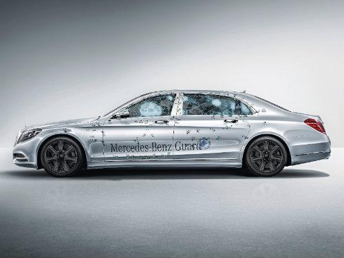 Mercedes-Maybach S600 Guard lên cấp chống đạn, giá hơn 11 tỷ đồng - 1