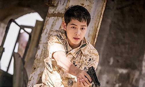 """Fan nữ """"tan chảy"""" vì chàng quân nhân gây nghẽn mạng Hàn - 1"""