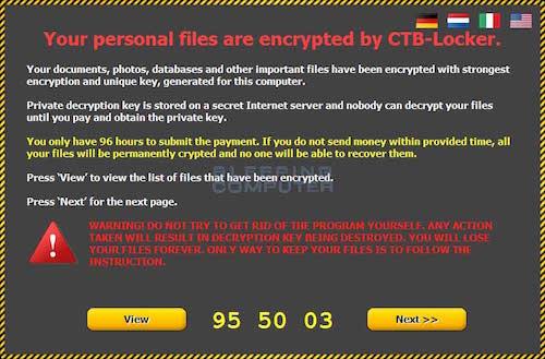 Cảnh báo mã độc mã hóa dữ liệu đòi tiền chuộc tại Việt Nam - 1