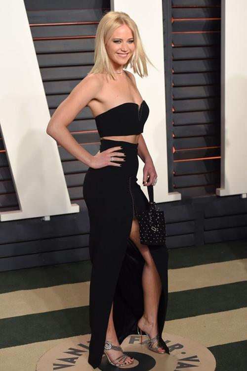 6 thói quen để sở hữu body đẹp như Jennifer Lawrence - 1