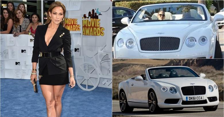 Ngắm dàn siêu xe của top 10 đại mỹ nhân Hollywood - 4