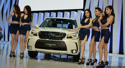 Nhận diện Subaru Forester 2016 sắp về Việt Nam - 1