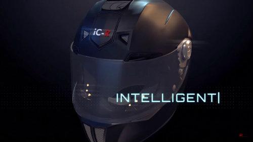 Soi mũ bảo hiểm thông minh Cranium đắt tiền - 1