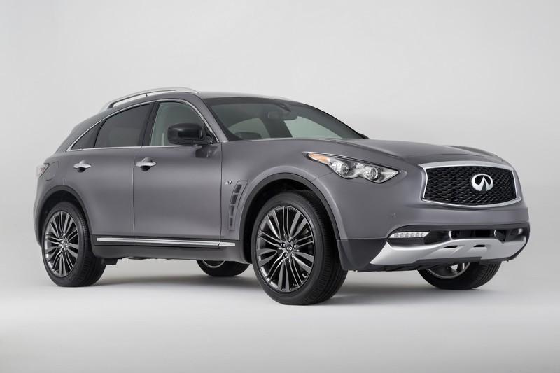 """Ngắm mẫu SUV QX70 Limited """"siêu sang"""" của Infiniti - 1"""