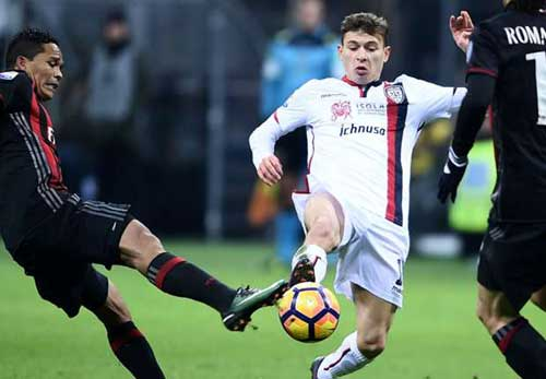 AC Milan - Cagliari: Chiến quả nhọc nhằn - 1