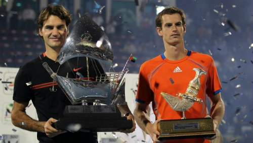 Tennis 24/7: Murray, Federer tranh hùng ở Dubai - 1