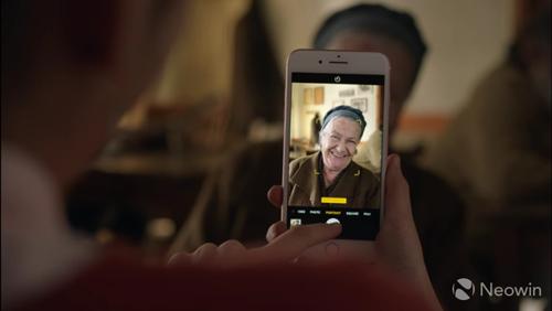 """Apple khoe ảnh chụp chân dung """"cực chất"""" của iPhone 7 Plus - 1"""