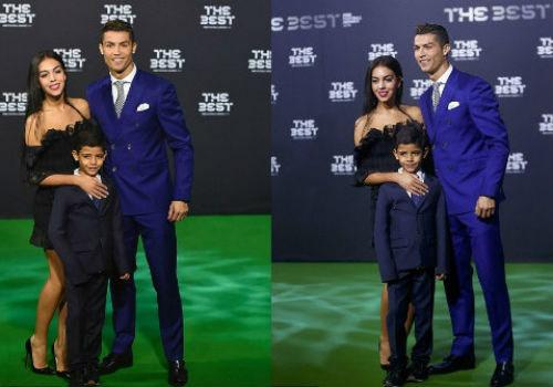"""Bạn gái mới của Ronaldo được cả thế giới """"săn lùng"""" - 1"""