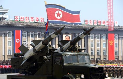 Mỹ không chắc đánh chặn được tên lửa Triều Tiên - 1