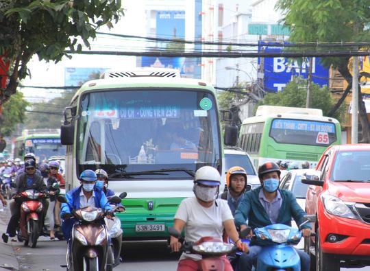 Lãng phí xe buýt - 1