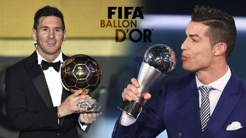 Ronaldo giành Quả bóng vàng và nghịch lý 0>1 - 1