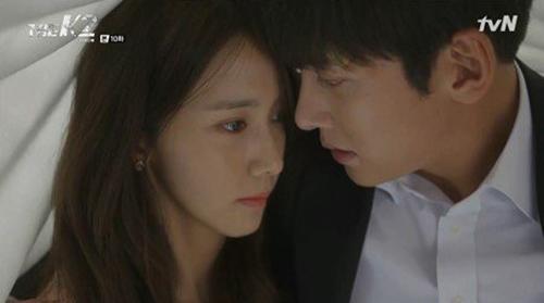 10 nụ hôn ngọt ngào nhất màn ảnh Hàn năm 2016 - 1