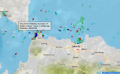 Tàu ngầm 187 Bà Rịa – Vũng Tàu đã về rất gần Việt Nam - 1