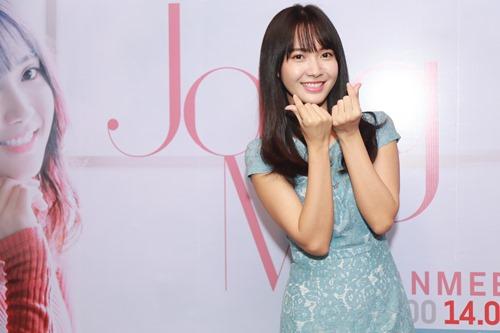 """Jang Mi ngậm chanh vẫn hát """"Duyên phận"""" cực chất - 1"""