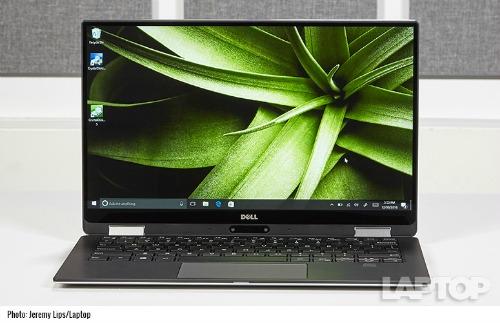 """Dell XPS 13 2 trong 1: Laptop siêu di động """"hot"""" nhất thị trường - 1"""