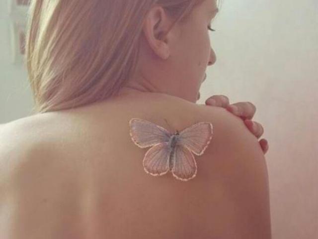 Truyện cười: Chồng tôi tự nhiên thích bướm