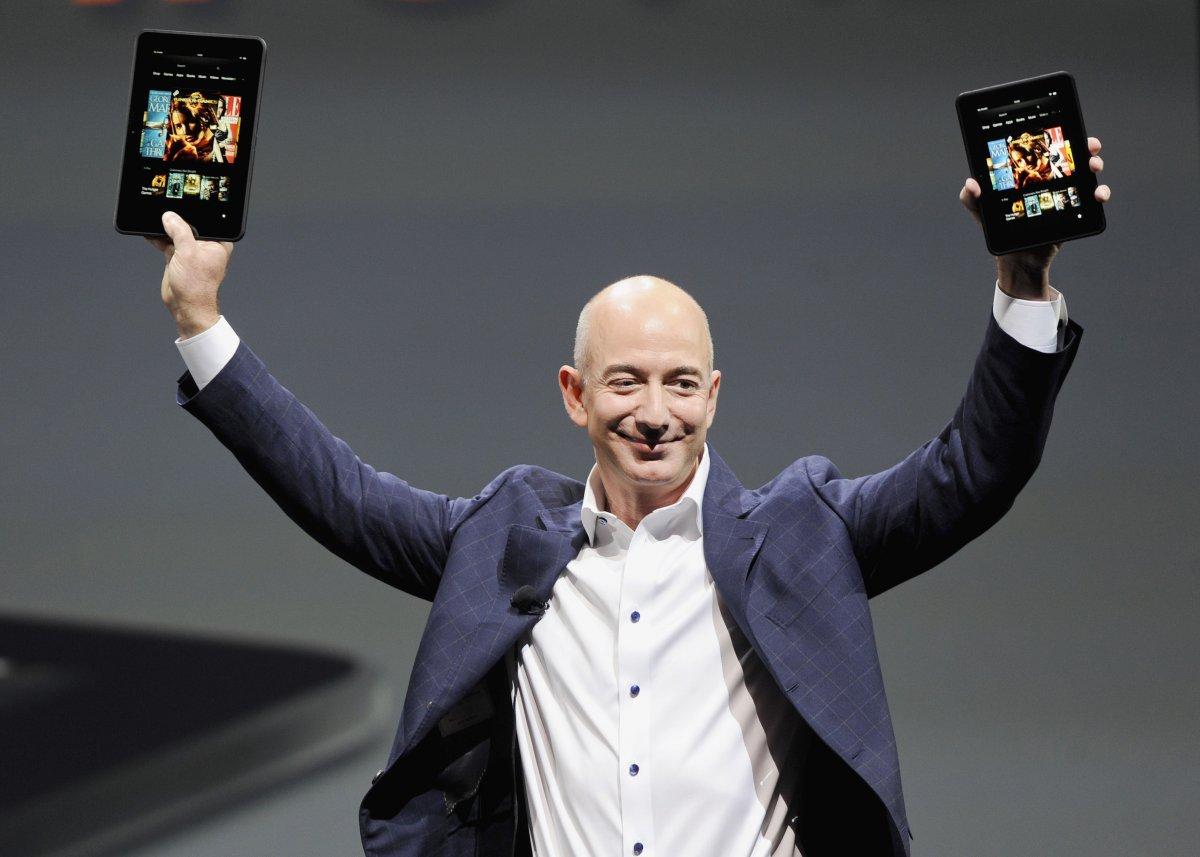 15 nguyên tắc để trở thành tỷ phú của ông chủ Amazon - 1